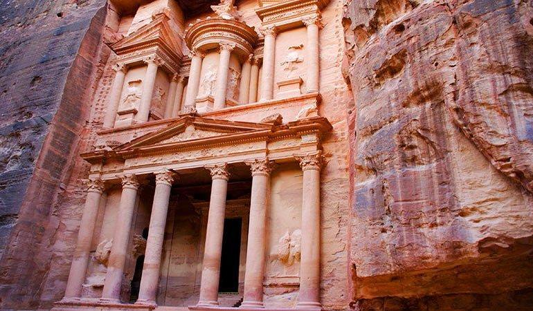 Jordan & Egypt on a Shoestring tour