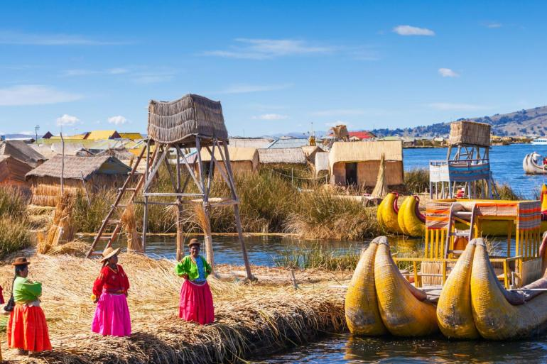 Extension - Puno & Floating Islands at Titicaca Lake  tour