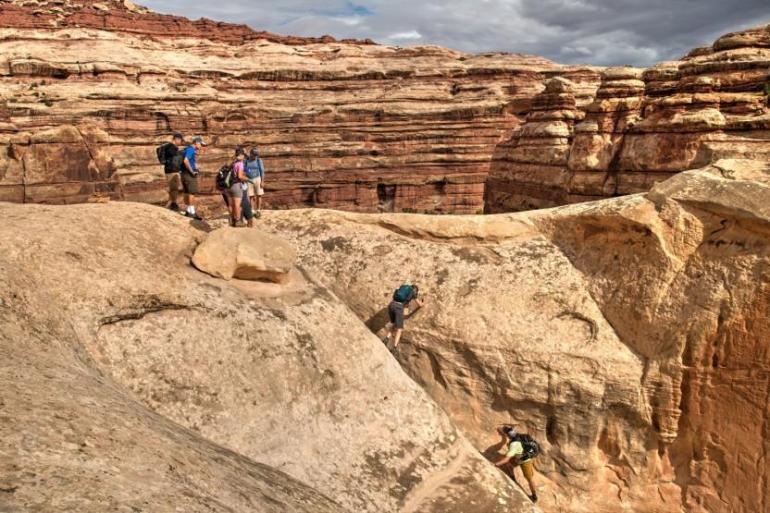 Adventure Adventure & Adrenaline The Maze 5 Day Mountain Bike Trip package