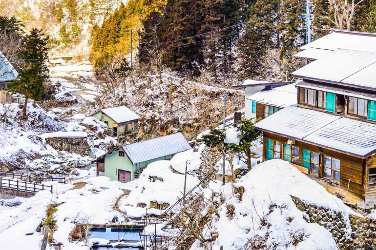 Japan Winter Explorer tour