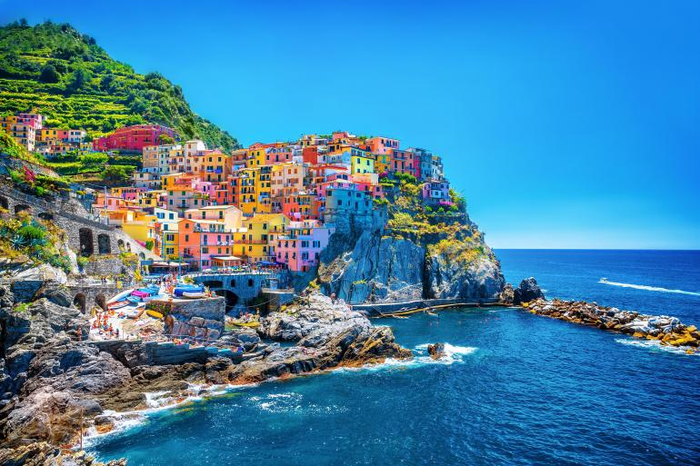 Bologna Cinque Terre Italy's Treasures Art, Food & Wine of Italy Trip