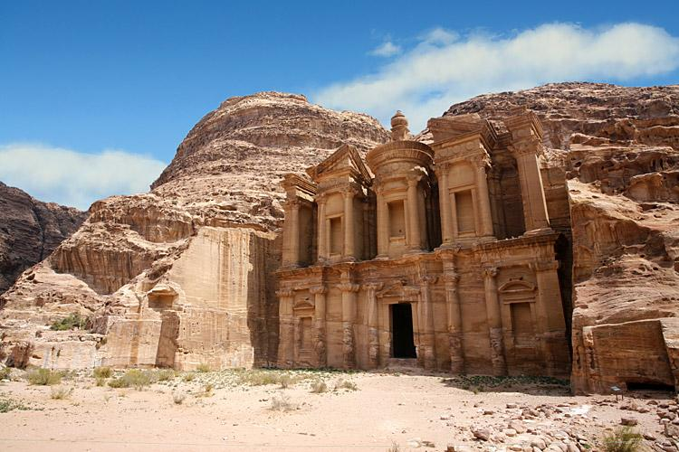 Classical Egypt & Jordan tour