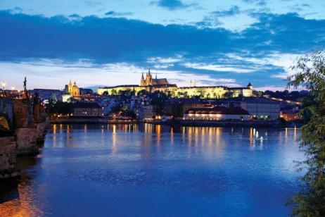 Road to Prague tour