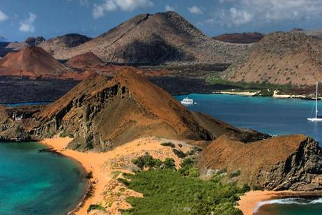 Complete Galapagos (Daphne) tour