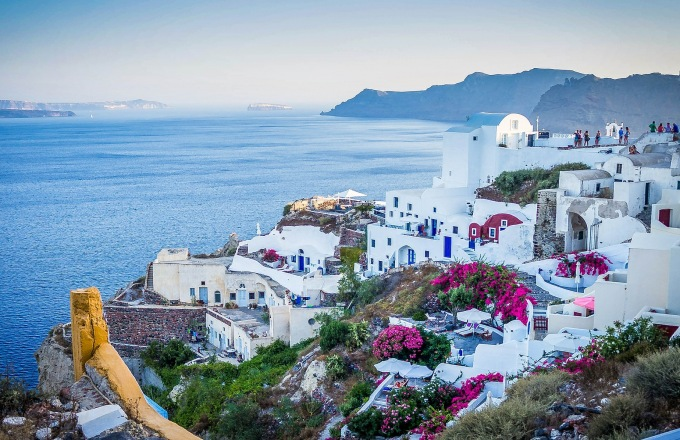 Jewels of the Cyclades tour