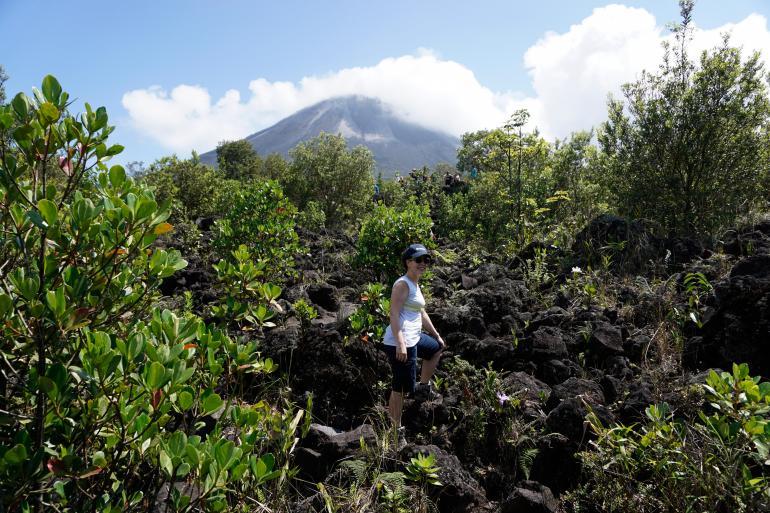 Arenal Volcano Guanacaste Costa Rica Coast to Coast Trip