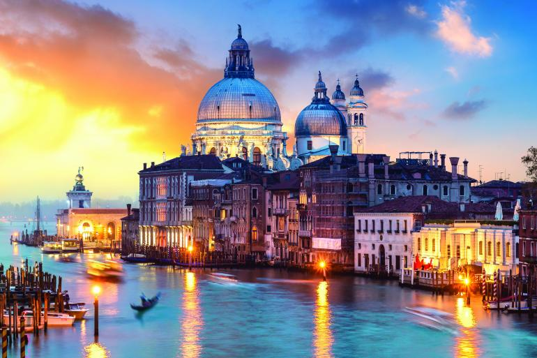 Reflections of Italy  tour