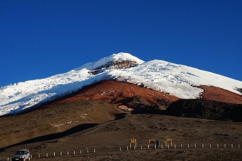 Andes Mountains Galapagos Ecuador & Galapagos Islands Trip