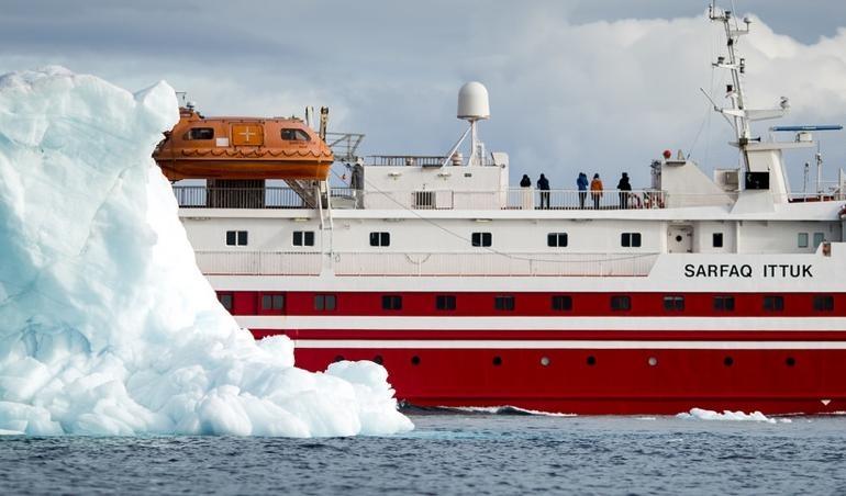 West Greenland Coastal Voyage tour