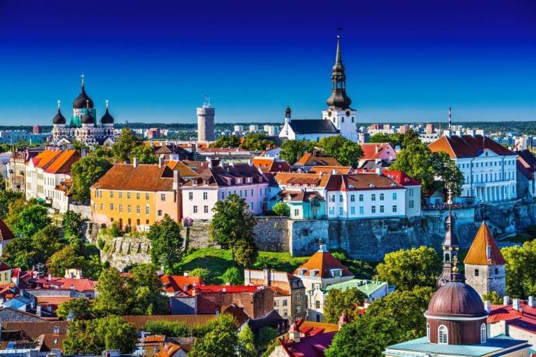Baltic Capital Cities tour