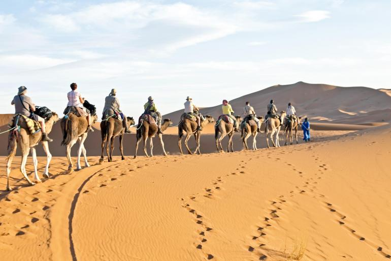 Colors of Morocco tour