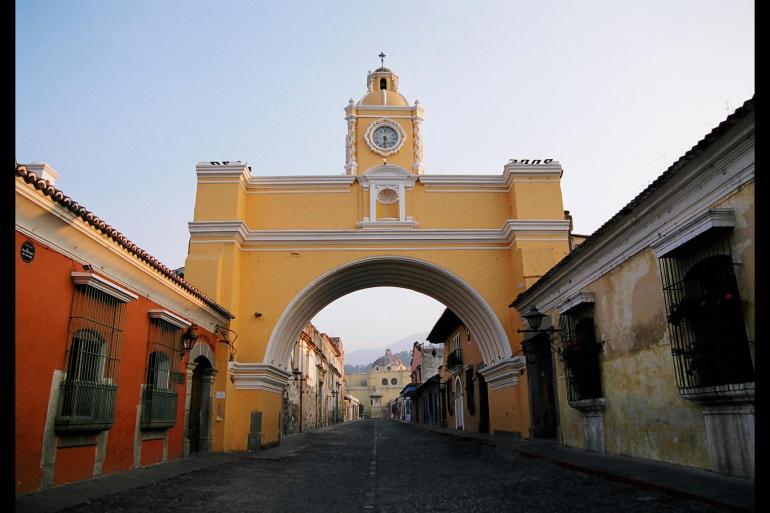 Antigua Caribbean La Ruta Maya - Day of the Dead Festival Departure - Reverse Trip