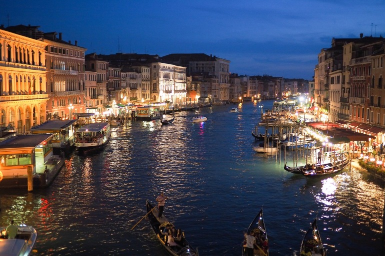 Grand Canal of Venice-918691-1920-P