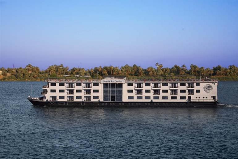 Sonesta Star Goddess Nile Cruise Ship, Egypt