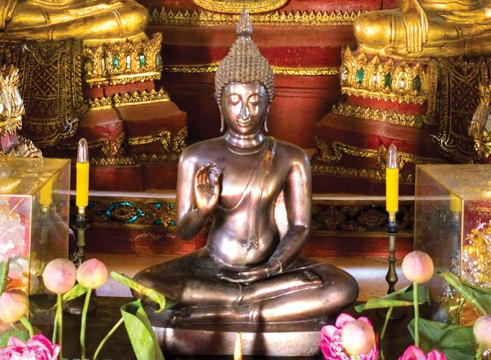Cultural Relaxing Retreat River Kwai & Ancient Thai Kingdoms package