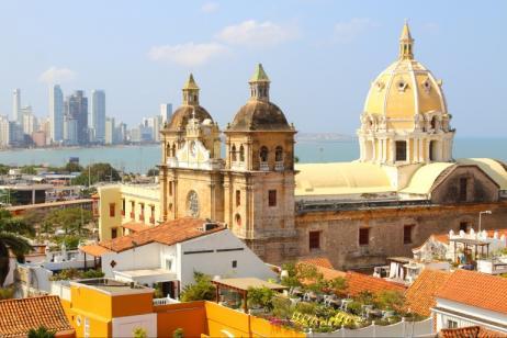 Bogota, Cartegena Colombia Walking Tour tour