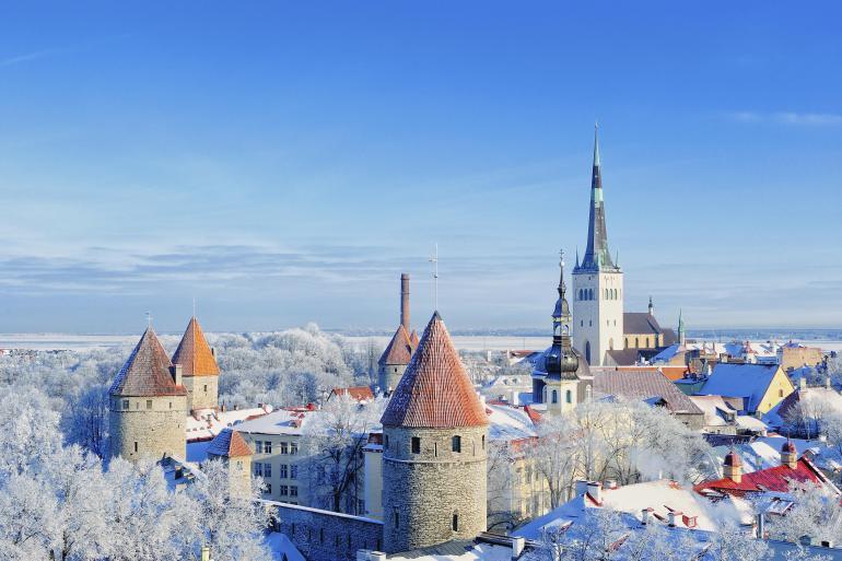 Cross-country Skiing: Estonia tour