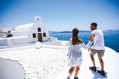 Spotlight on Greece plus 11 Day Greek Island Hopping tour