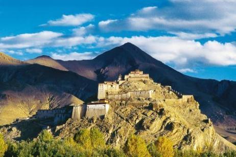 High Road to Lhasa tour