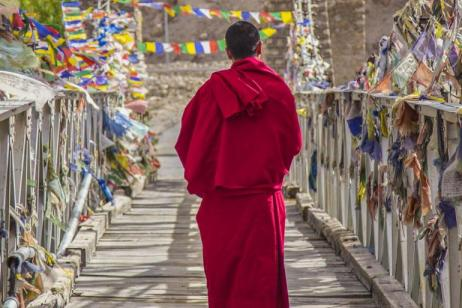 Tibet Uncovered tour