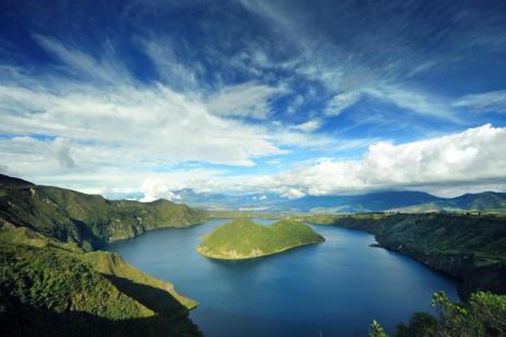 Andes to Amazon tour