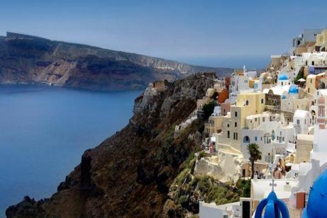 Dubrovnik to Santorini tour