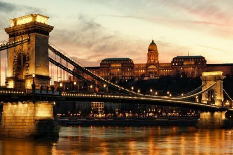 Budapest to Rome tour