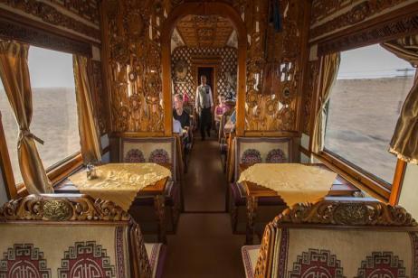 Trans-Mongolian Adventure tour