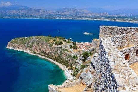 Secrets of Greece including Corfu with Santorini Extension Summer 2019 tour