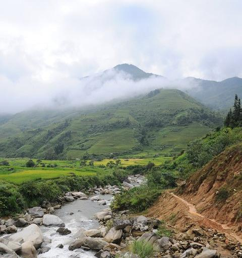 Cultural Culture Mountain Biking Vietnam's Northwest Mountains (6 days) package
