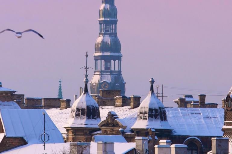 Riga Stockholm Stockholm & The Baltics in Winter Trip
