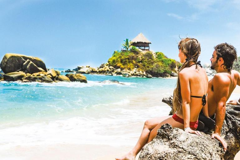 Colombian Coasts & Culture(Twin Room,Start Medellin, End Santa Marta) tour