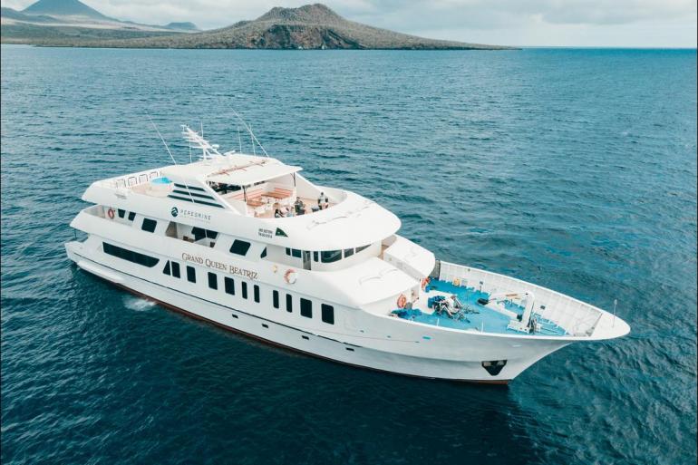 Galapagos Isabela Island Classic Galapagos: Southern Islands (Grand Queen Beatriz) Trip