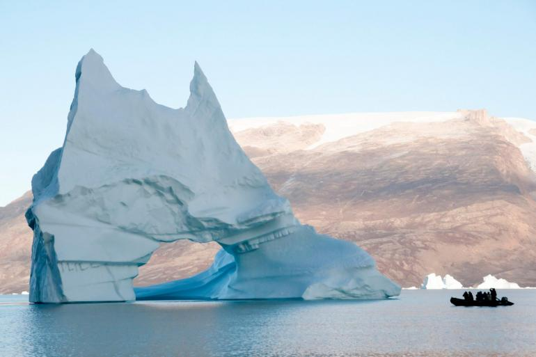 Three Arctic Islands: Spitsbergen, Greenland and Iceland (Southbound) tour
