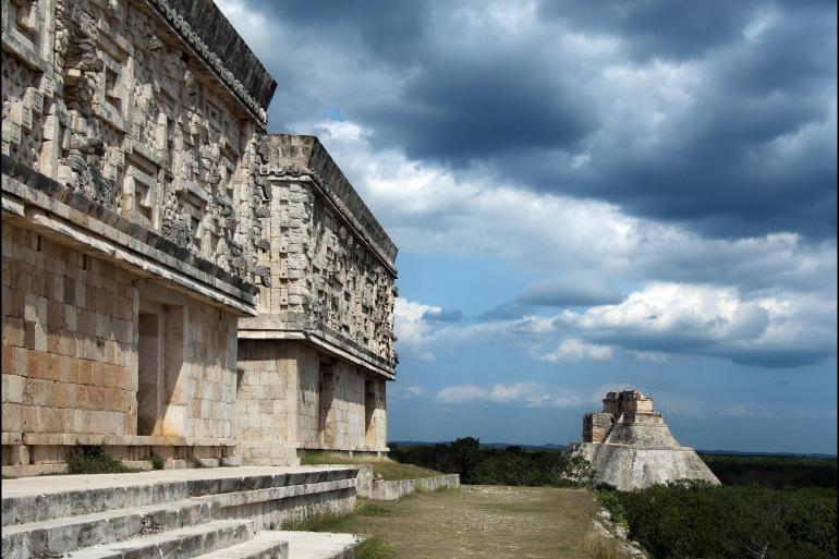 Antigua Caribbean La Ruta Maya Trip