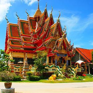 Enchanting Vietnam with Siem Reap, Bangkok, & Phuket tour