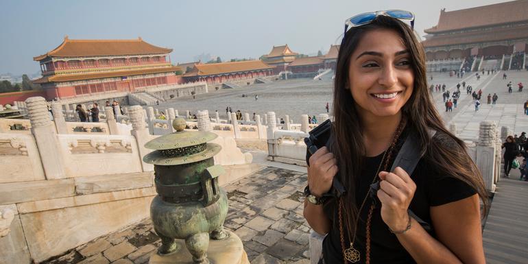Beijing to Hong Kong on a Shoestring tour