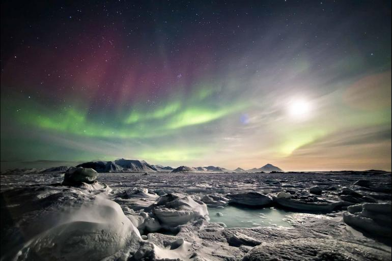 Cultural Culture Arctic Express: Greenland's Northern Lights package