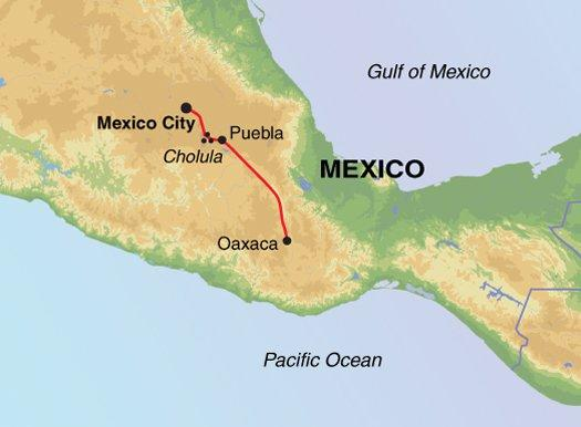 Nature & Wildlife Nature Mexico Food Adventure package