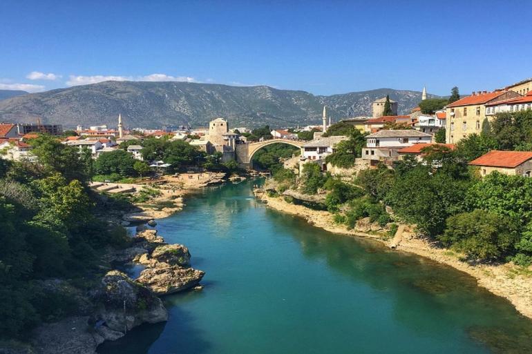 The Balkan Journey tour