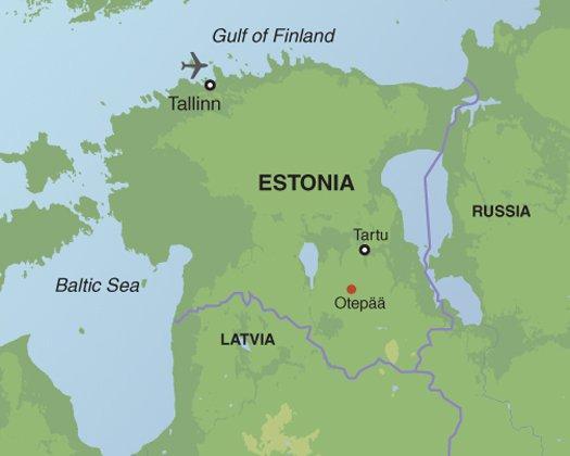 Skiing / Snowboarding Skiing, Snowboarding & snow sports Cross-country Skiing: Estonia package