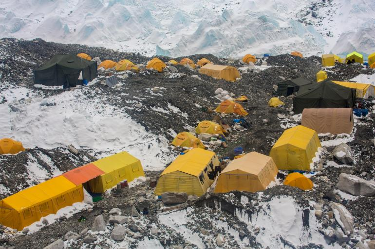 Everest Base Camp Trek - Expedition Departures tour