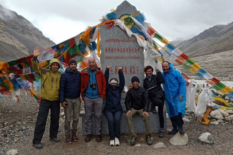 Lhasa Mt Everest & Mt Kailash Kathmandu Group Tour -2-p