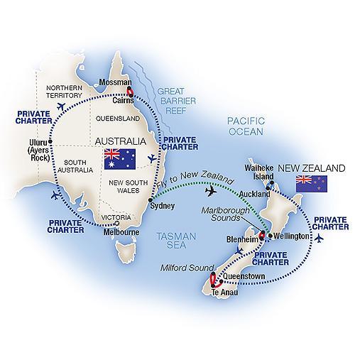 Grand Australia & New Zealand 2019