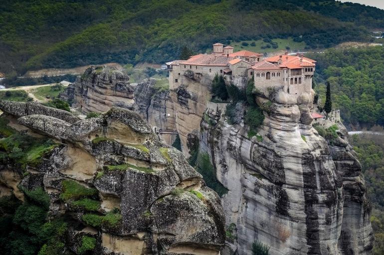 Beautiful Meteora-Greece-2235806-P