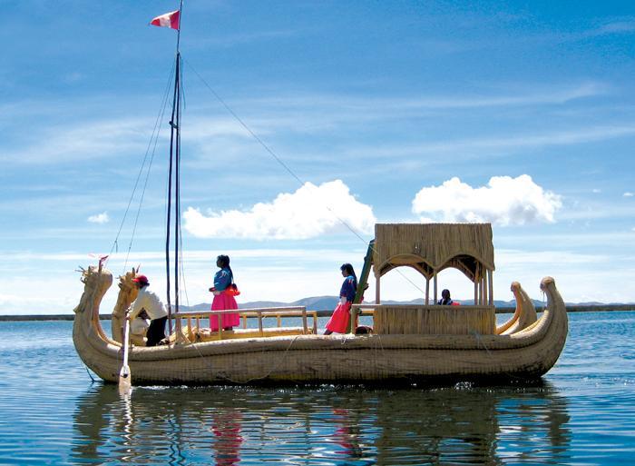 Aguas Calientes Arequipa Lima to La Paz Trip