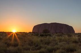 Melbourne, Outback & Uluru Adventure tour