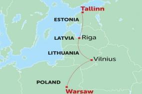 Baltic Capitals tour