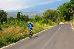 Cycle Cilento & the Amalfi Coast tour