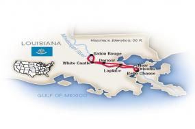 New Orleans & Mississippi River Plantation Country 2019 tour
